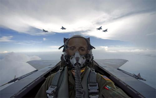 Мужской шаблон - пилот
