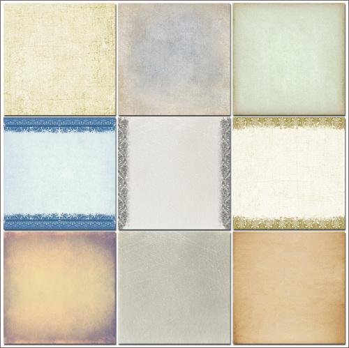 Текстуры для фотошопа - Старая письменная бумага