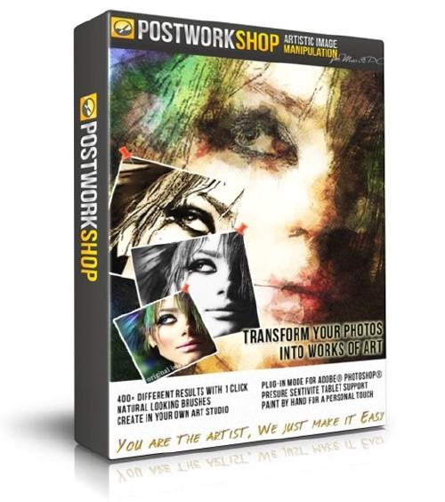 PostworkShop Professional 3.0.4990 Portable