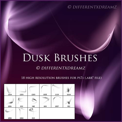 Кисти - Dusk Brushes