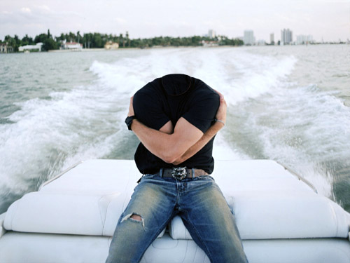 Шаблон мужской - прокатиться по реке