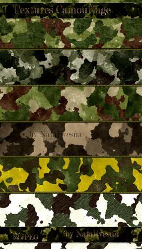 Текстуры – Камуфляж