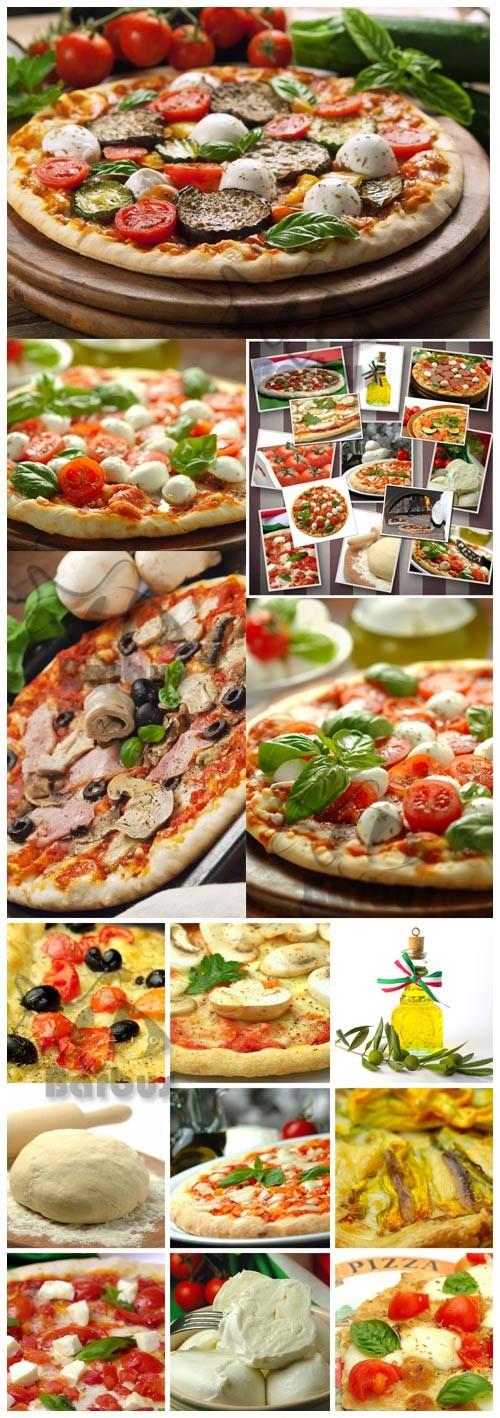 Italian pizza / Итальянская пицца