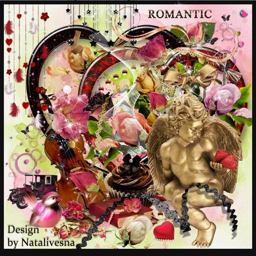 Scrap Set - Romantic