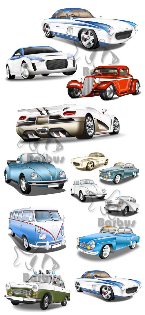 Car retro / Ретро автомобили