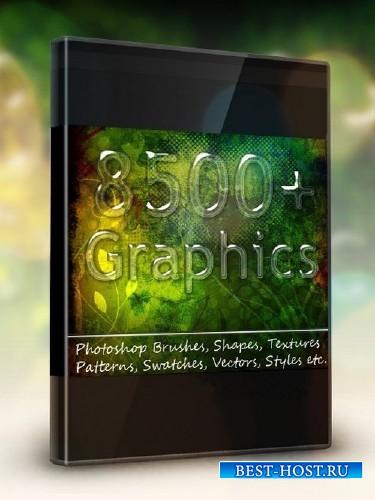 8500+ Photoshop Graphics Bundle AI,EPS,PSD,ASL
