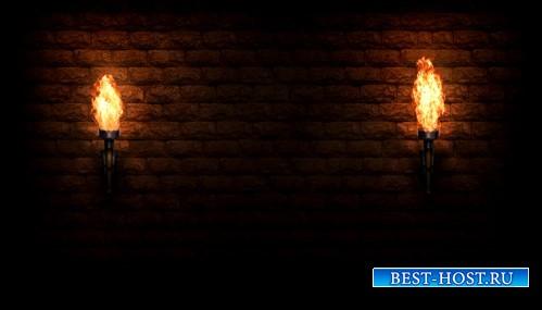 Средневековые факелы [MOV]