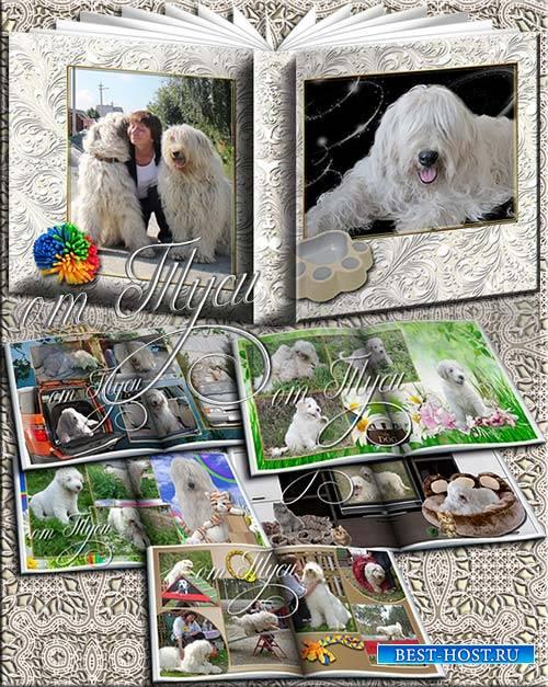 Фотоальбом для домашних питомцев - Мой Любимец