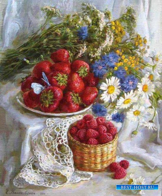 Живые краски Екатерины Калиновской