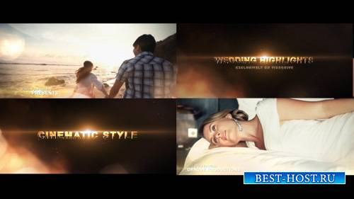 Wedding Highlights - Trailer - Project for After Effects (Videohive)
