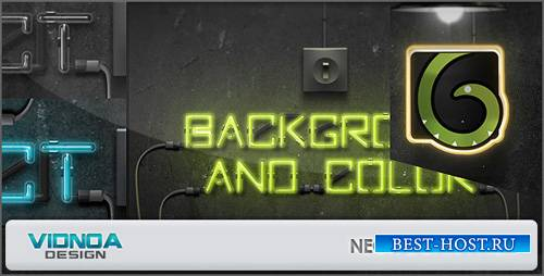 Neon Lights Pack - Project for After Effects (Videohive)