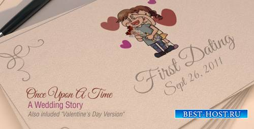 Once Upon A Time - A Wedding Story - Project for After Effects (Videohive)