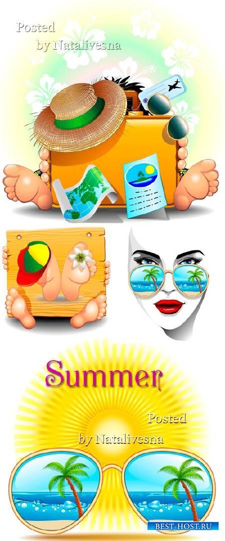 Солнечное лето в Векторе