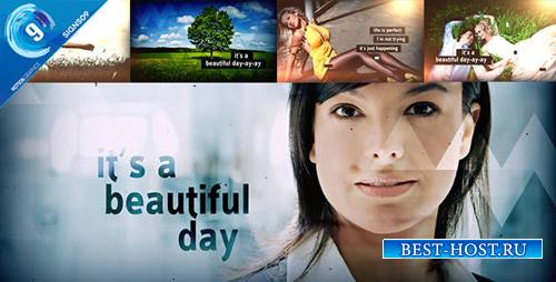 It's A Beautiful Day Slideshow - Project for After Effects (Videohive)