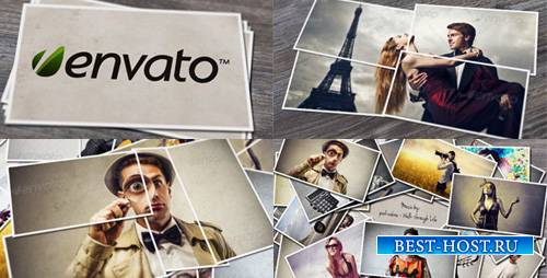 Photo Collage Gallery - Project for After Effects (Videohive)