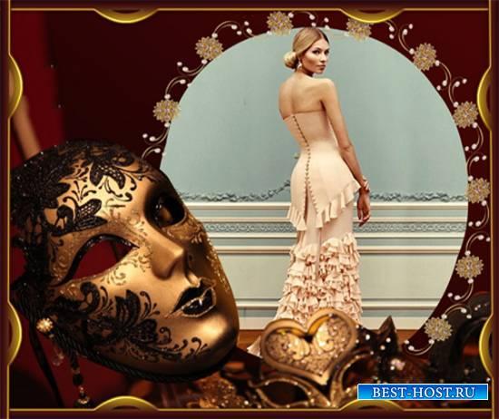 Рамка женская - Образ чудесный, образ таинственный