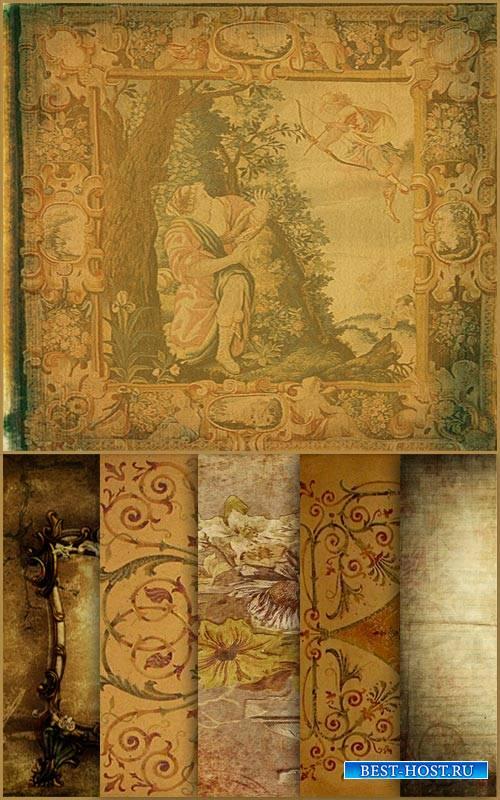 Текстуры для фотошопа - Старая бумага