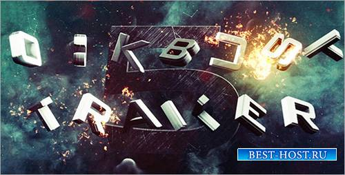 Blockbuster Trailer 5 - Project for After Effects (Videohive)