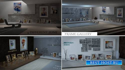 Modern Gallery - Project for After Effects (Videohive)
