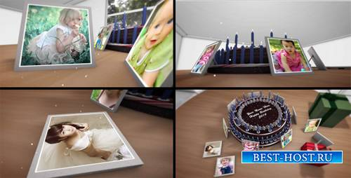 Happy Birthday - Project for After Effects (Videohive)