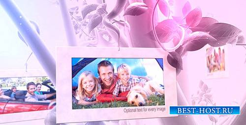 Photo Album Summer Memories - Project for After Effects (Videohive)