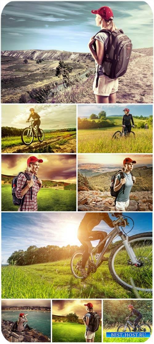 Путешествия, люди, природа / Travel, people, nature - Stock Photo