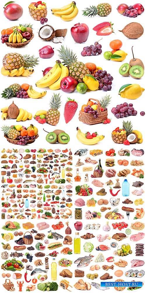 Продукты, различная еда / Products, food varied - stock photos