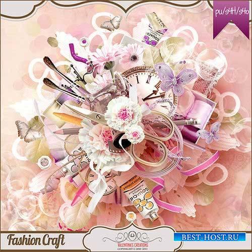 Гламурный скрап-комплект - Fashion Craft