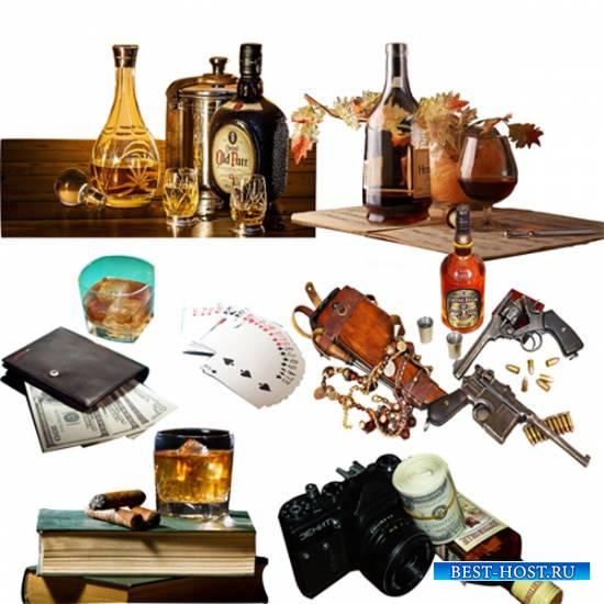 Клипарт - Композиции с виски