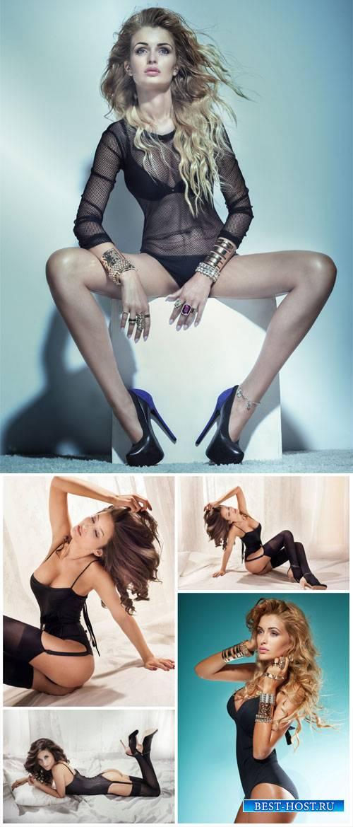 Девушки в нижнем белье / Girls in lingerie # 4