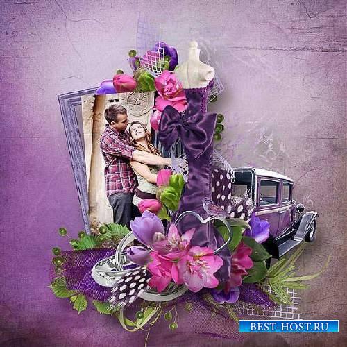 Романтический скрап-комплект - Моя помолвка