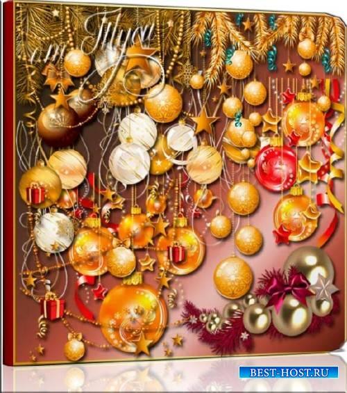 Новогодние идеи – елочных шаров аллеи