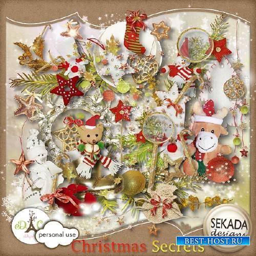 Рождественский скрап - Christmas secrets