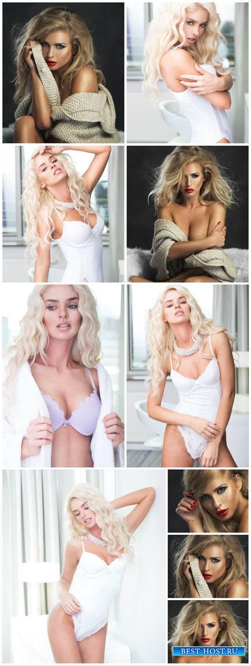 Beautiful Girls # 5 - stock photos
