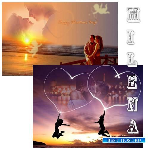 Фотоэффект - Любовь-основа жизни