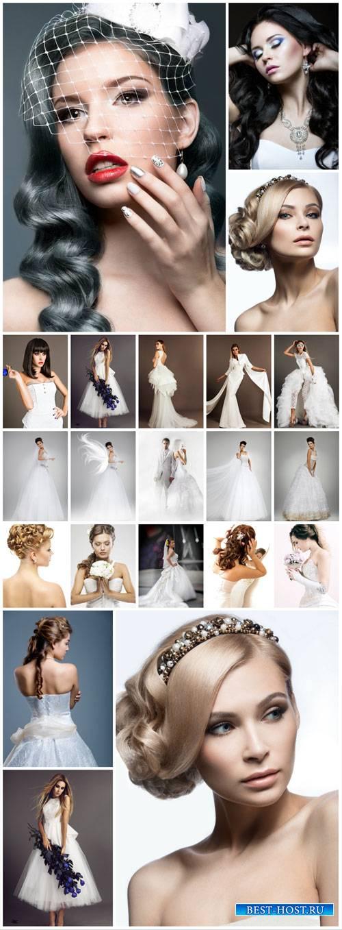 Bride - wedding stock photos