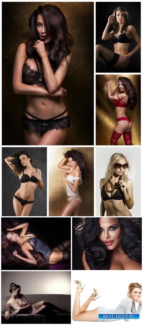 Beautiful Girls # 3 - stock photos