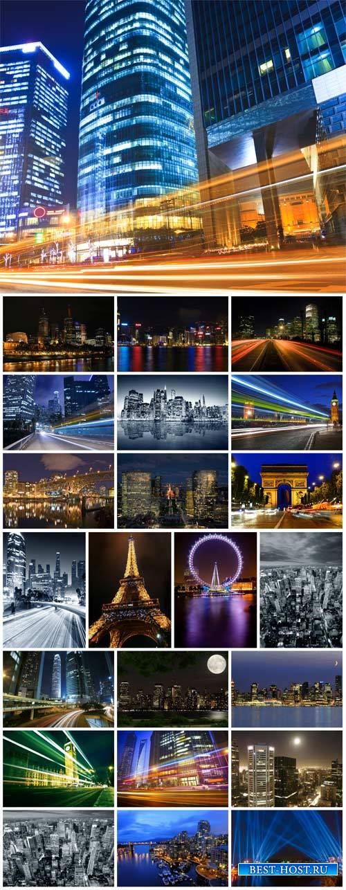 Night City # 2 - stock photos