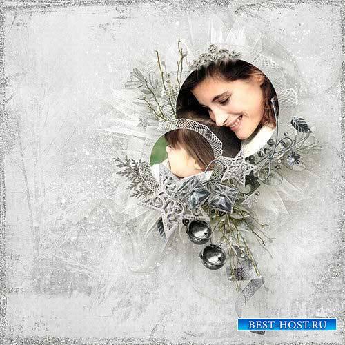 Новогодний скрап-комплект - Драгоценный сезон
