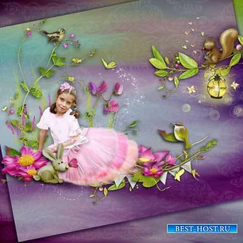 Сказочный скрап-комплект - Веришь ли ты в волшебство?