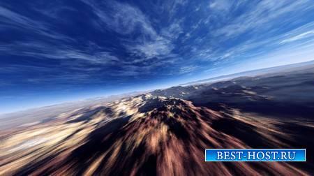 HD футаж - Небесный навигатор