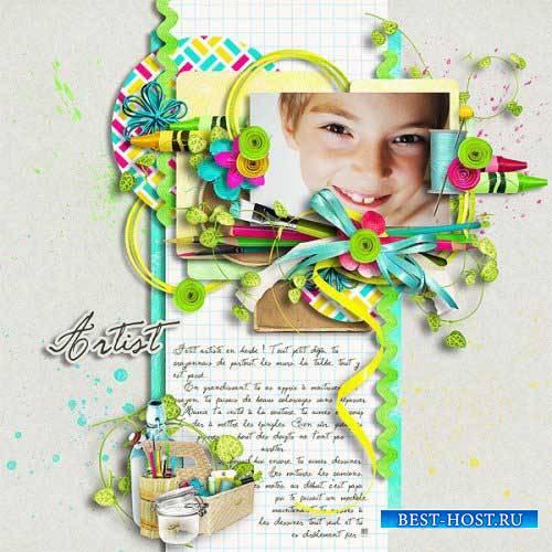 Творческий скрап-комплект - Рукоделие