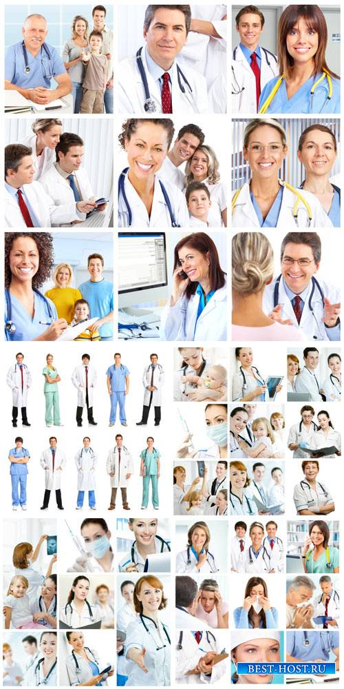 Doctors, medicine - stock photos