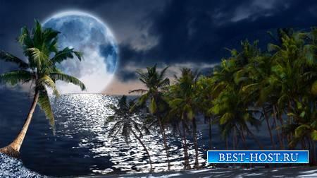 Футаж - Лунное сияние