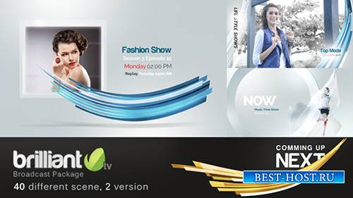 Brilliant TV - Project for After Effects (Videohive)