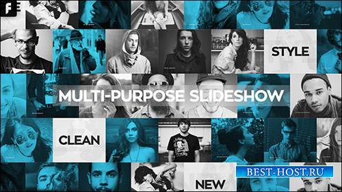 Multi-Purpose Slideshow - Project for After Effects (Videohive)