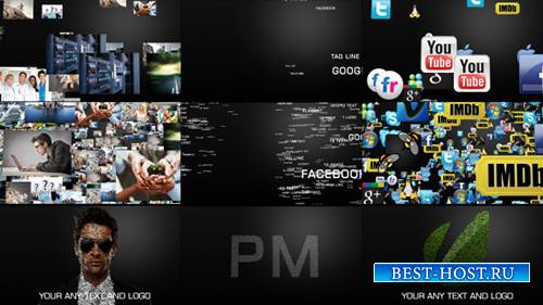 Particle Formation - Project for After Effects (Videohive)