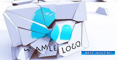 Cartoon Sneaky Box Logo Reveal - Project for After Effects (Videohive)