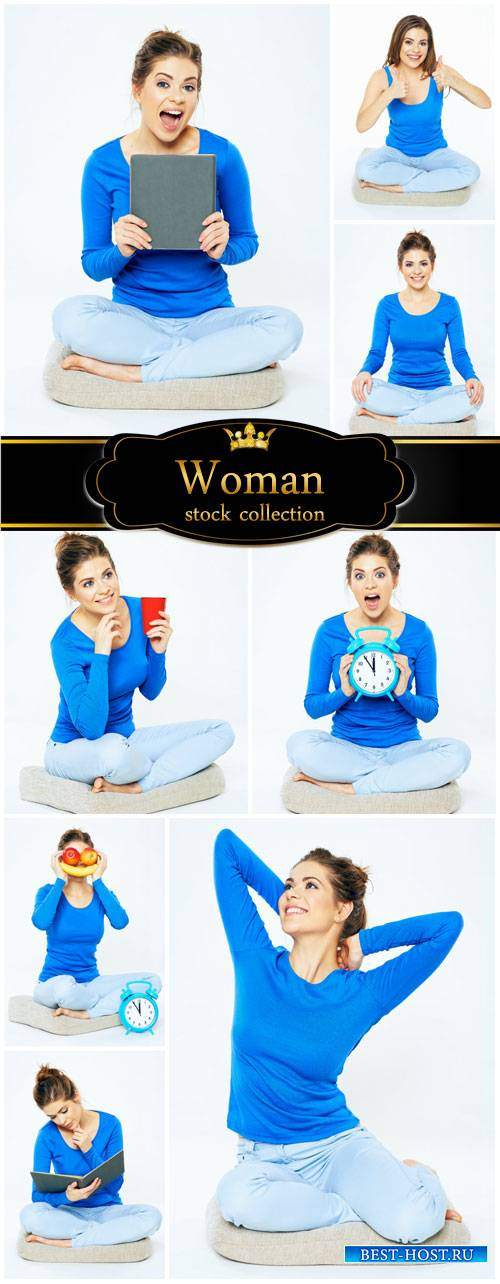 Female leisure - stock photos