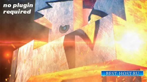3D Industrial Logo - Project for After Effects (Videohive)